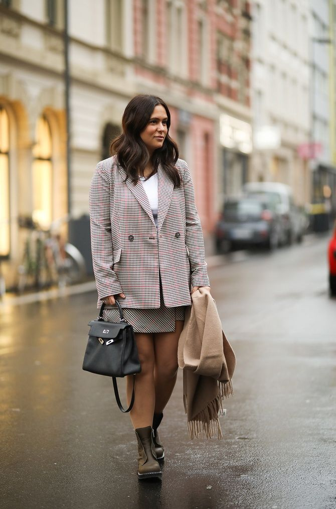 Як носити об'ємні піджаки 2020-2021 10