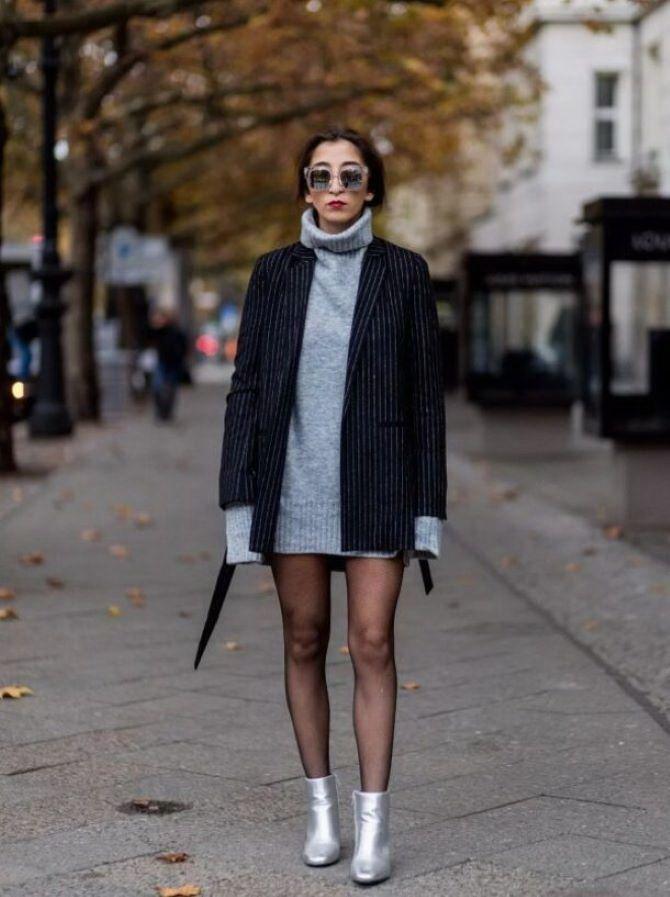 Як носити об'ємні піджаки 2020-2021 12