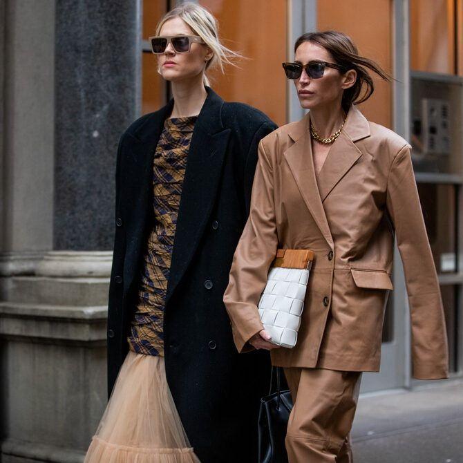 Як носити об'ємні піджаки 2020-2021 21