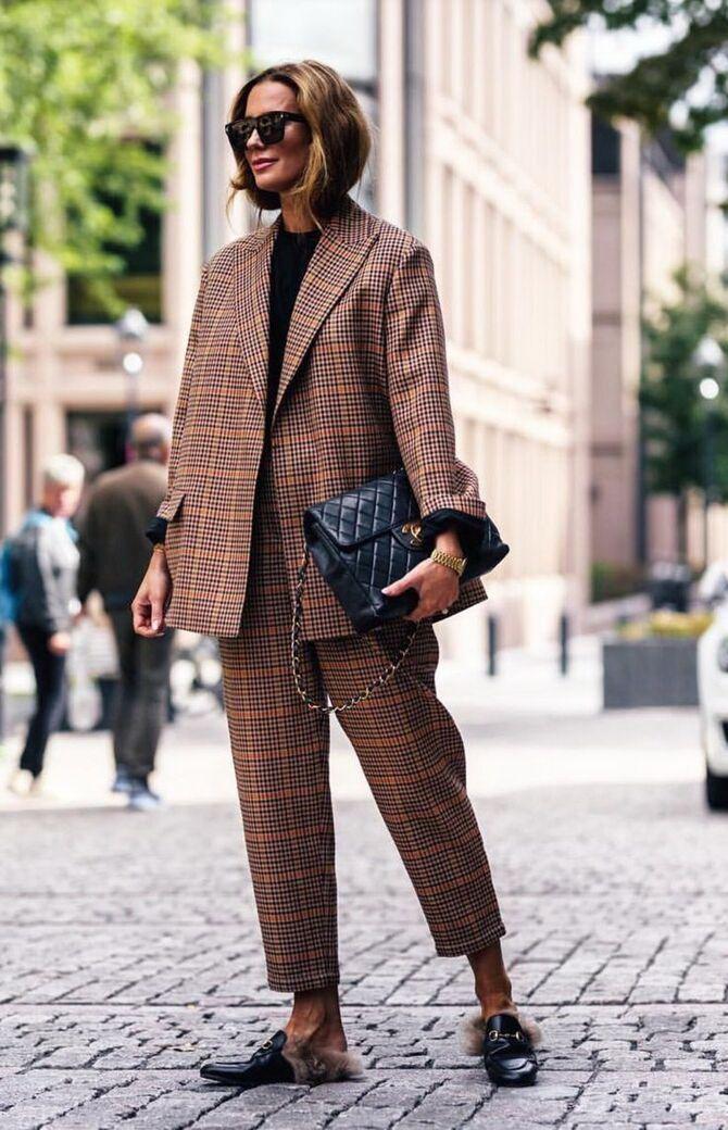 Як носити об'ємні піджаки 2020-2021 22