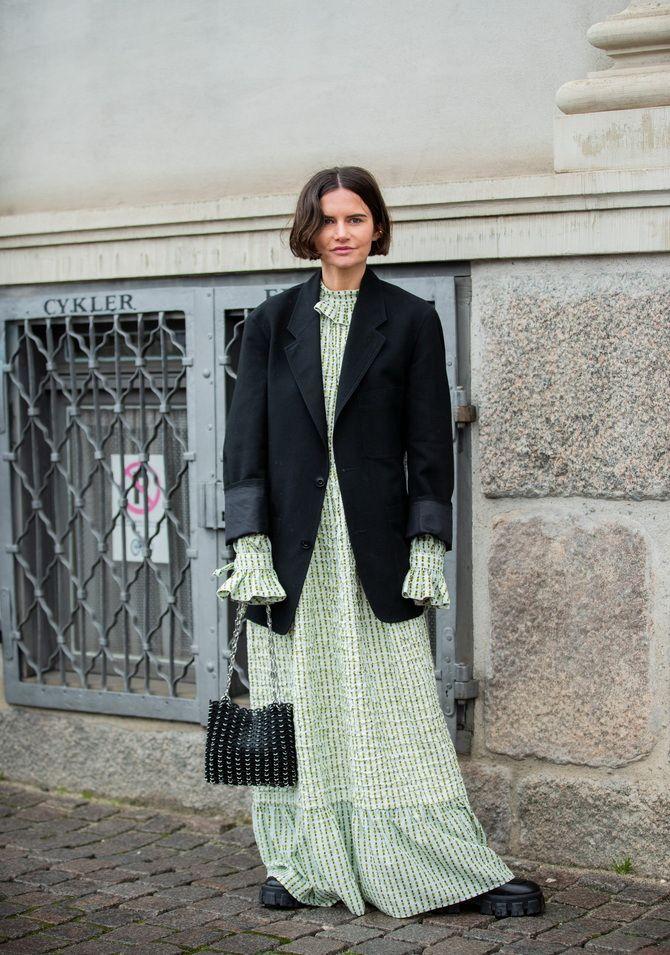 Як носити об'ємні піджаки 2020-2021 3