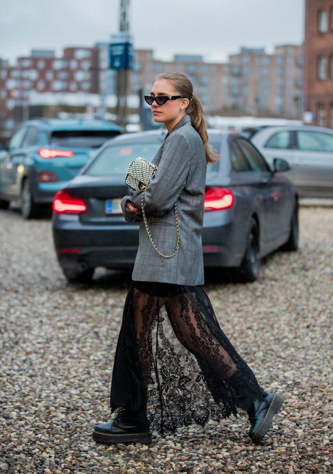 Як носити об'ємні піджаки 2020-2021 4