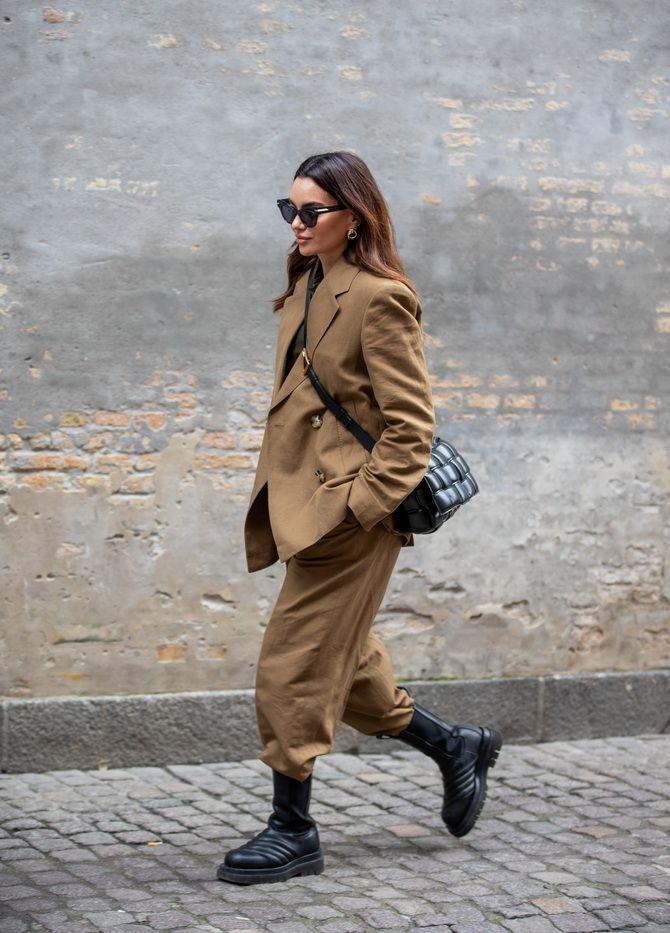 Як носити об'ємні піджаки 2020-2021 6