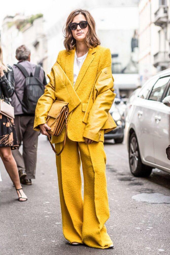 Як носити об'ємні піджаки 2020-2021 8