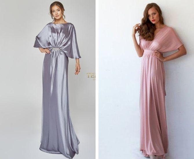 Модные платья летучая мышь: красиво и стильно 3