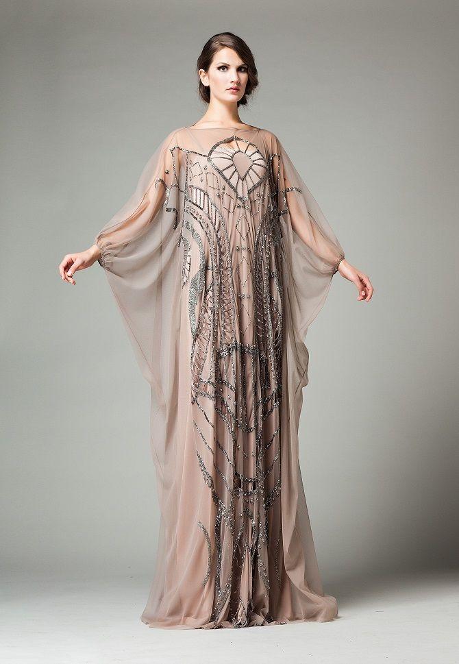 Модные платья летучая мышь: красиво и стильно 2