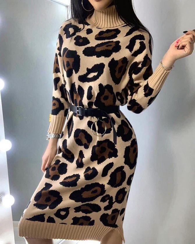 Модные платья летучая мышь: красиво и стильно 11