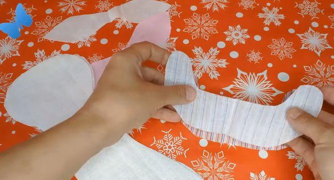 Вироби з тканини на Новий рік: швидко, просто і зі смаком 3