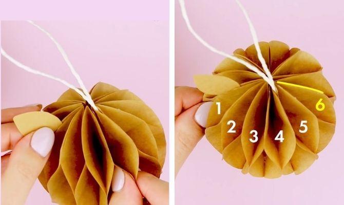 Вироби з паперу на Новий рік 2021: найцікавіші ідеї 9