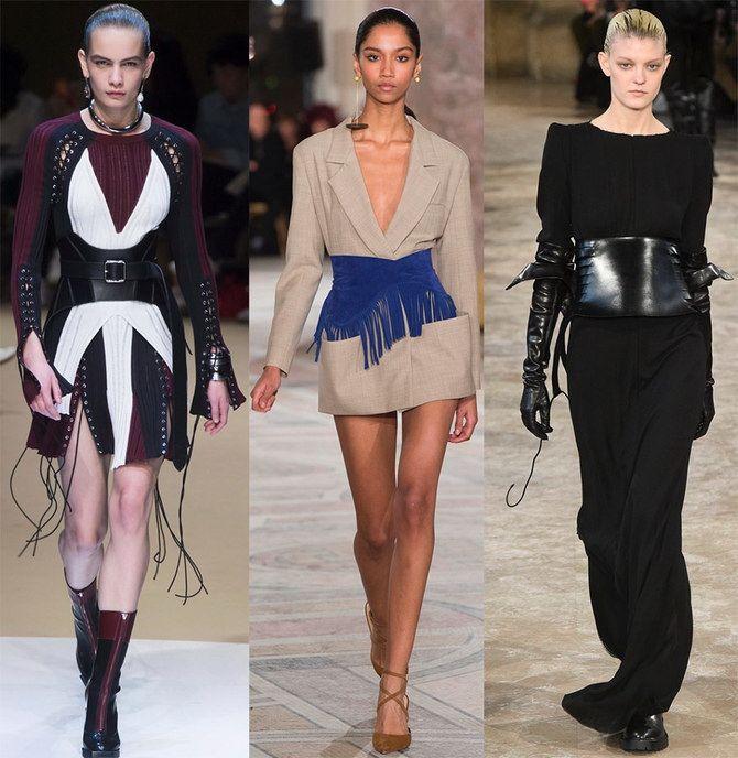 Модные ремни 2020-2021 6