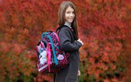 Школьные рюкзаки, которые будут в моде еще 10 лет
