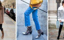 Лучшие сапоги, которые отлично сочетаются с модными джинсами