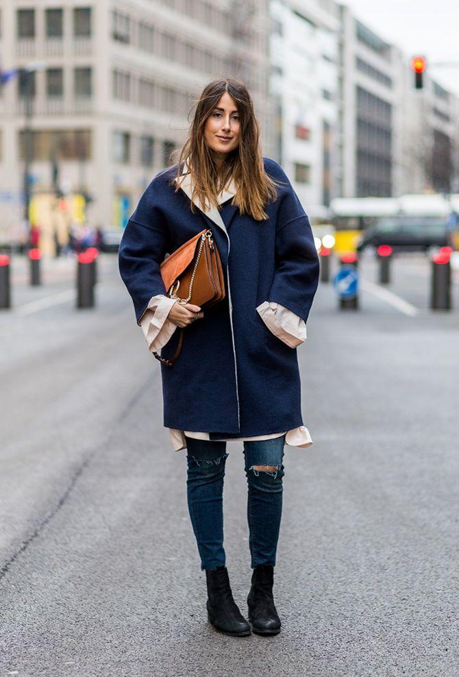 Лучшие сапоги, которые отлично сочетаются с модными джинсами 14