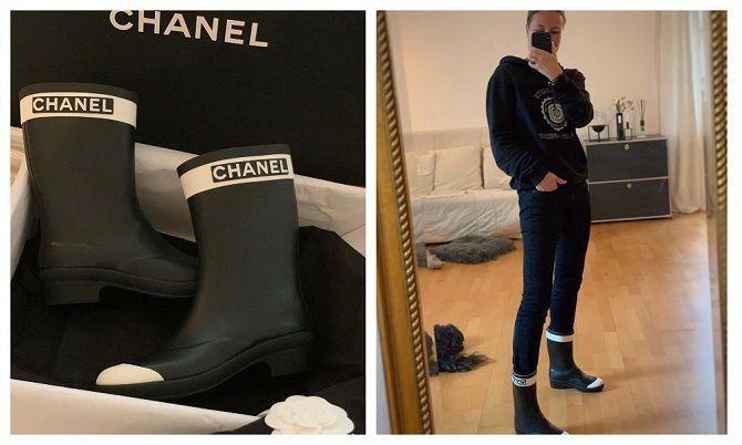 Лучшие сапоги, которые отлично сочетаются с модными джинсами 18