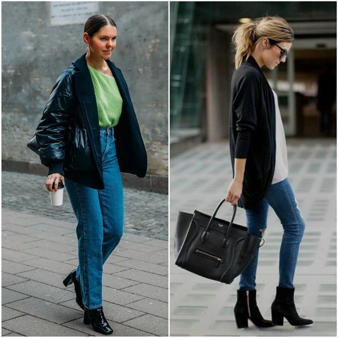 Лучшие сапоги, которые отлично сочетаются с модными джинсами 26