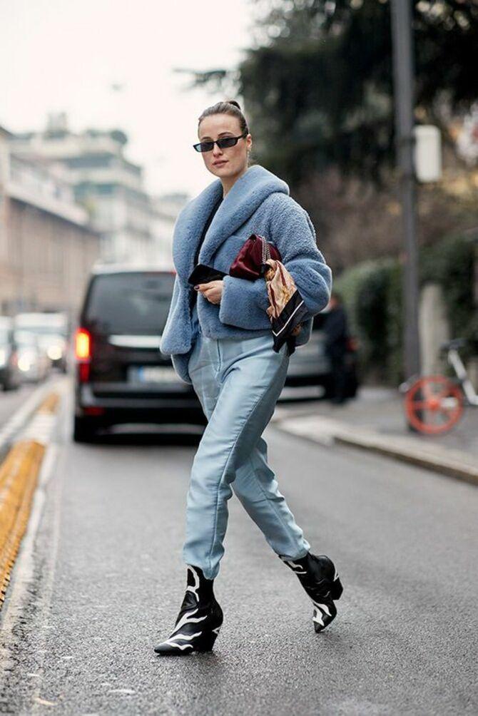 Лучшие сапоги, которые отлично сочетаются с модными джинсами 3