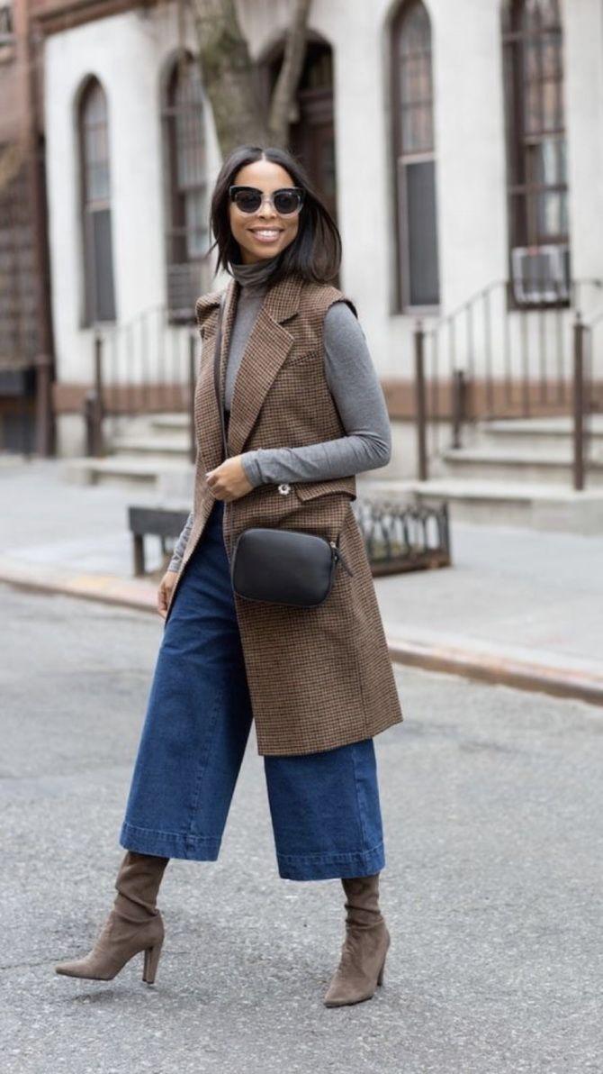 Лучшие сапоги, которые отлично сочетаются с модными джинсами 35
