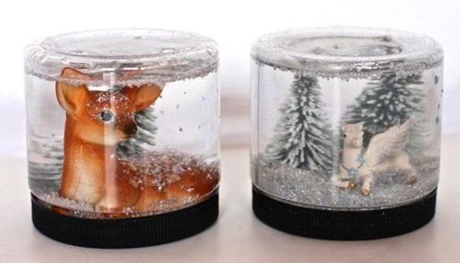 Сніжна куля своїми руками: як зробити новорічне диво 10