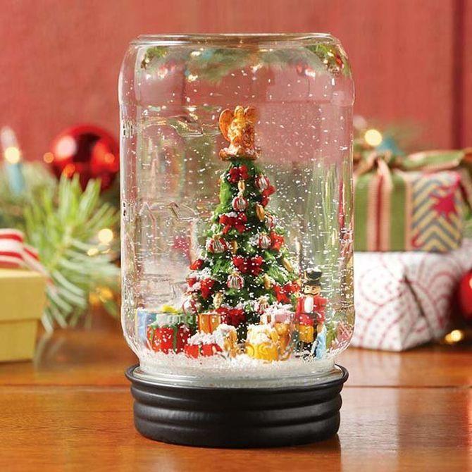 Сніжна куля своїми руками: як зробити новорічне диво 12