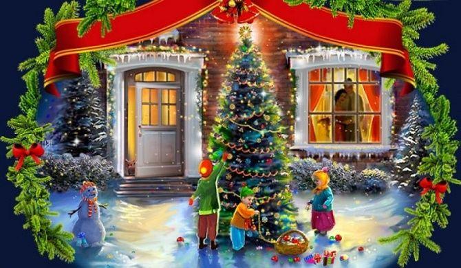 Самые красивые новогодние стихи для детей – встречаем Новый 2021 год весело! 7