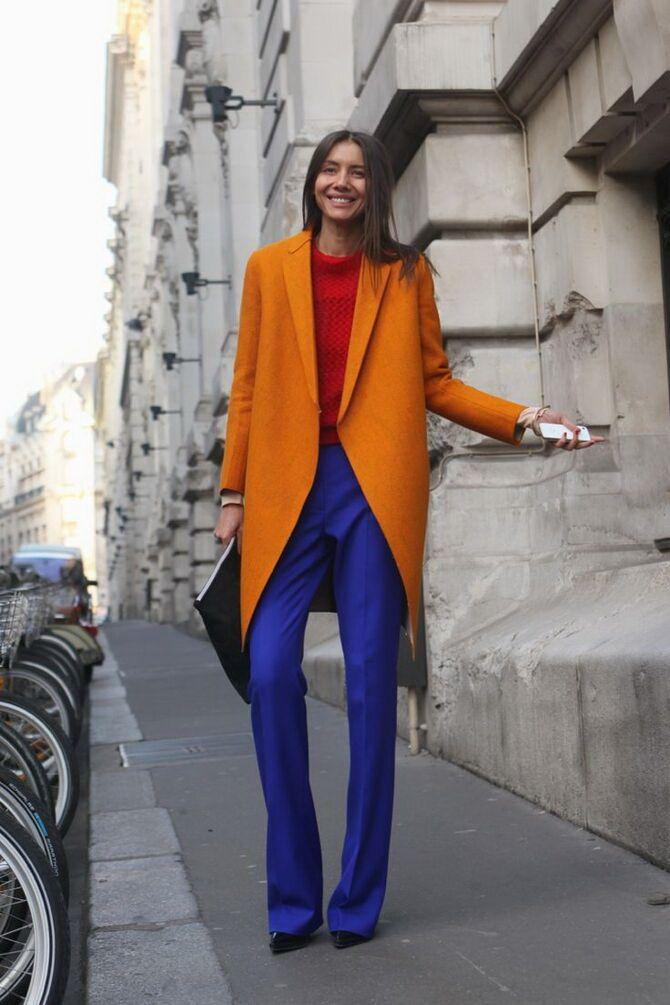 Як поєднувати кольори в одязі, щоб бути модною: 5 кращих варіантів 2020-2021 10
