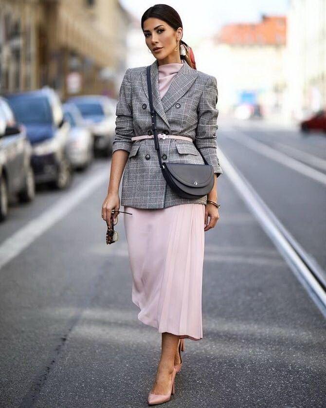Як поєднувати кольори в одязі, щоб бути модною: 5 кращих варіантів 2020-2021 20