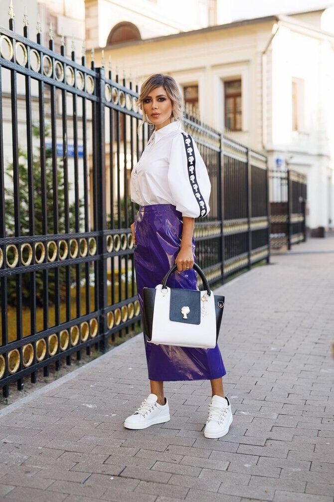 Як поєднувати кольори в одязі, щоб бути модною: 5 кращих варіантів 2020-2021 24