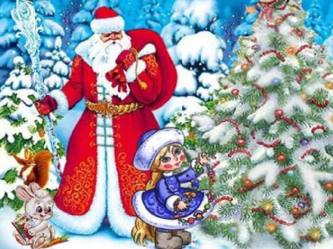 Найкрасивіші новорічні вірші для дітей – зустрічаємо Новий 2021 рік весело! 6