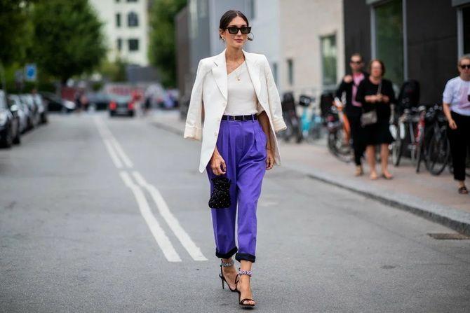 5 идей, как правильно носить фиолетовый цвет 20