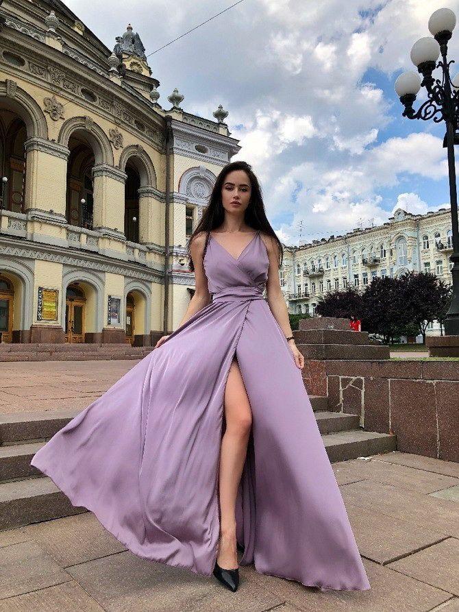 5 идей, как правильно носить фиолетовый цвет 25
