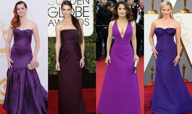 5 идей, как правильно носить фиолетовый цвет 29