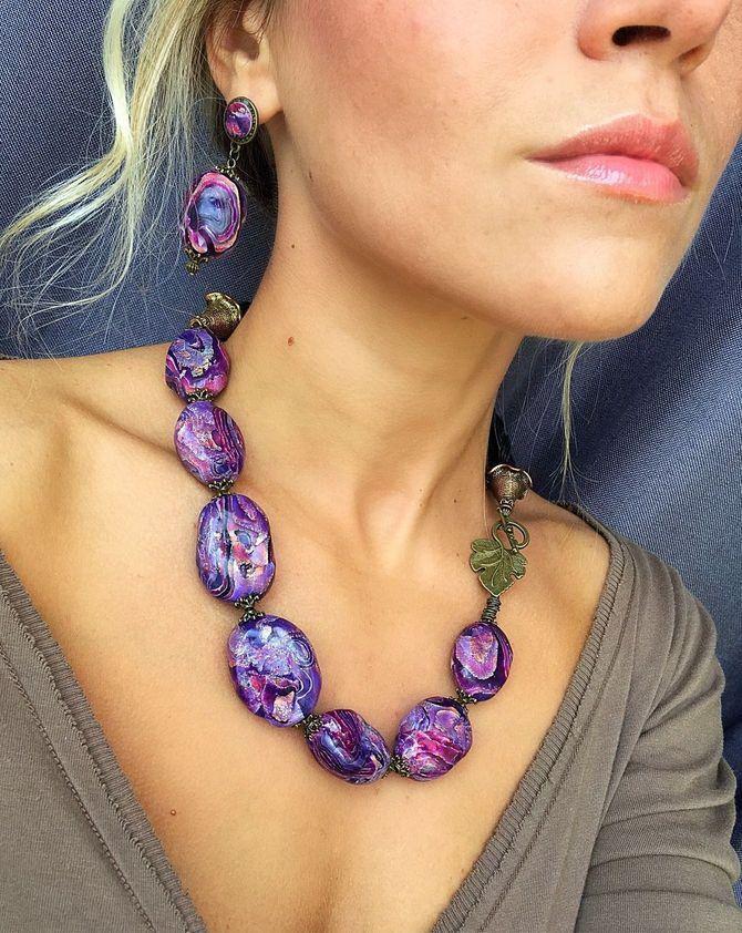 5 идей, как правильно носить фиолетовый цвет 35