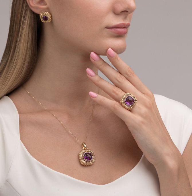 5 идей, как правильно носить фиолетовый цвет 36