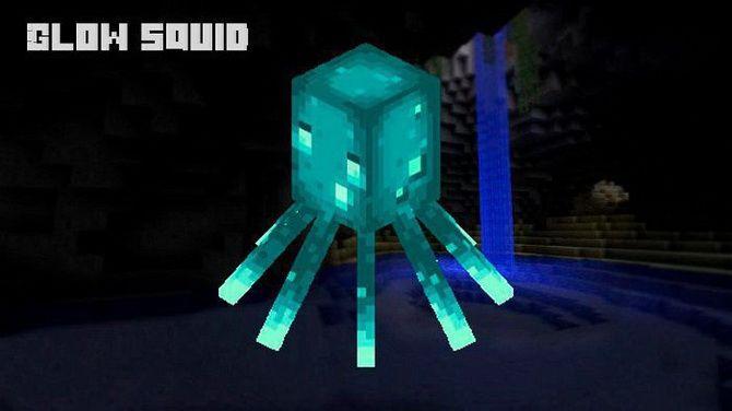 Glow Squid