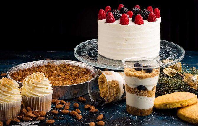 Залишаємо на солодке — смачні новорічні десерти — 2021: рецепти покроково, ідеї, відео 4
