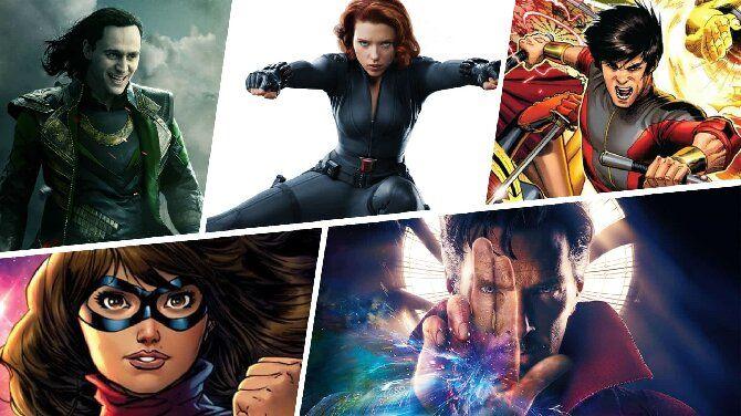 Супергерої повертаються: фільми Marvel, які вийдуть в 2021 році 1