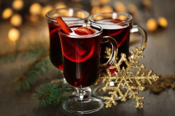 Напитки на новогодний стол — что приготовить? 4