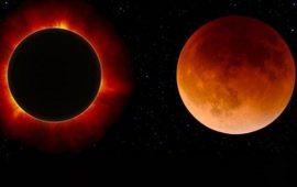 Сонячні та місячні затемнення 2021 року: дати, особливості, де можна спостерігати і що не можна робити