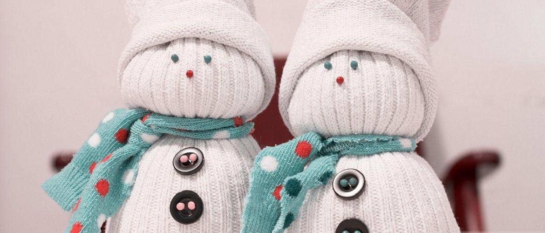 Новорічні вироби зі шкарпетки – найкрасивіші прикраси на Новий рік 2021