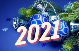 Чудесные поздравления с Новым годом 2021: открытки и картинки в год Быка
