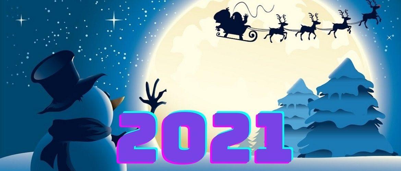 З наступаючим Новим роком 2021: красиві привітання