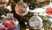 Гарний і незвичайний декор новорічних куль – кращі ідеї з фото