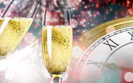 Красиві і прикольні новорічні тости – як привітати один одного з Новим роком 2021?