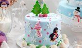 Самые красивые и оригинальные торты на Новый год 2021: как украсить лакомство?