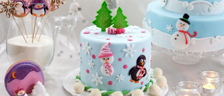 Найкрасивіші і оригінальні торти на Новий рік 2021: як прикрасити ласощі?