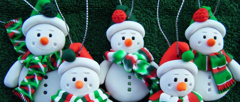 Красиво и необычно: создаем новогодние поделки из соленого теста
