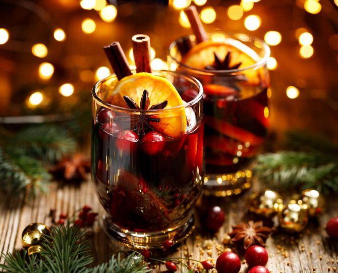 Согревающие безалкогольные коктейли и напитки: ТОП-7 рецептов для зимы 1