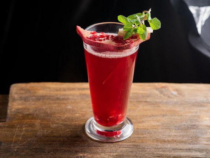 Зігрівальні безалкогольні коктейлі та напої: ТОП-7 рецептів для зими 5