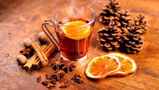 Согревающие алкогольные коктейли: 7 зимних рецептов 7