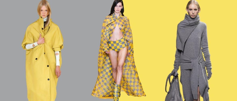 Модные цвета 2021 года в одежде